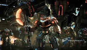 Game Transformers War for Cybertron PC