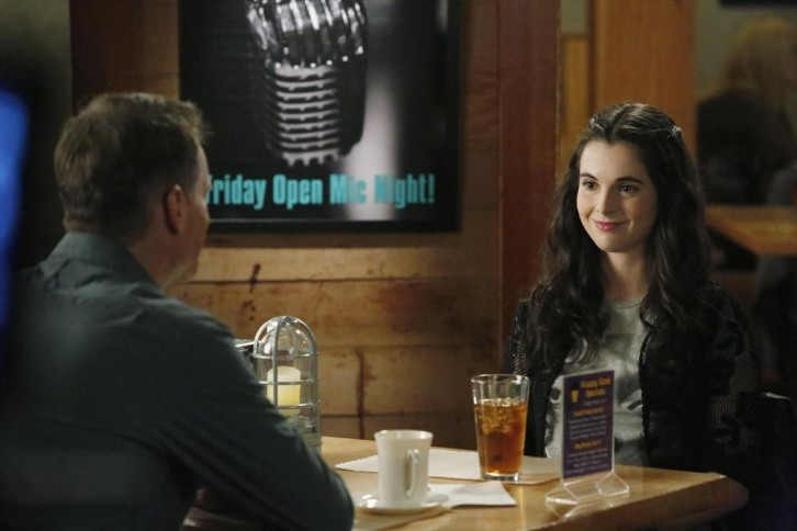 Switched at Birth - Episode 3.17 - Girl with Death Mask - Promotional Photos