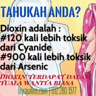 Bio Seleza, Cervical Cancer, Kanser Serviks, Haid, Faraj, Sihat, Health, Wanita, Period, byrawlins,