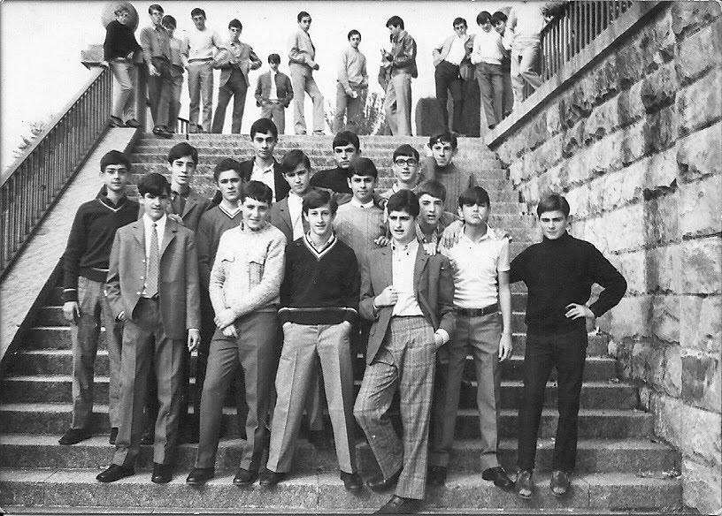 Uni Prom. 1969-73