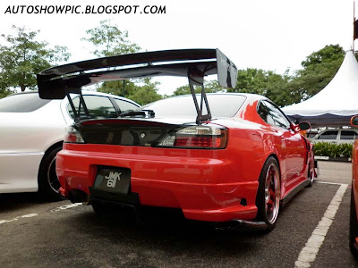 Modified Silvia S15 full bodykit