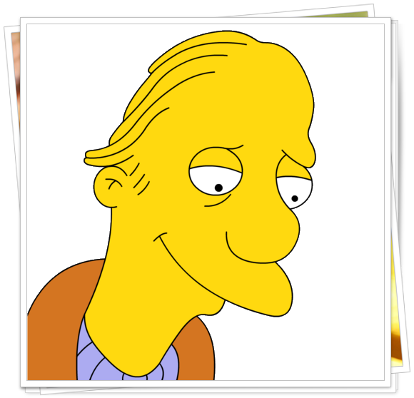 Personaje del Mes - Los Simpsons