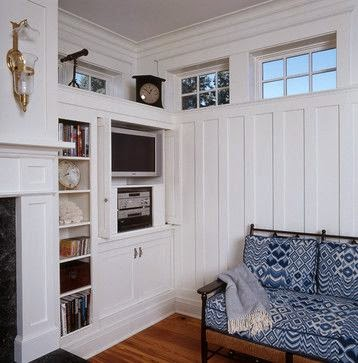 basement window solutions paneling