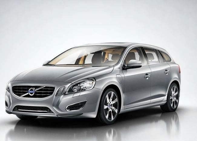 2014 volvo v60 plug in hybrid motor lovers. Black Bedroom Furniture Sets. Home Design Ideas