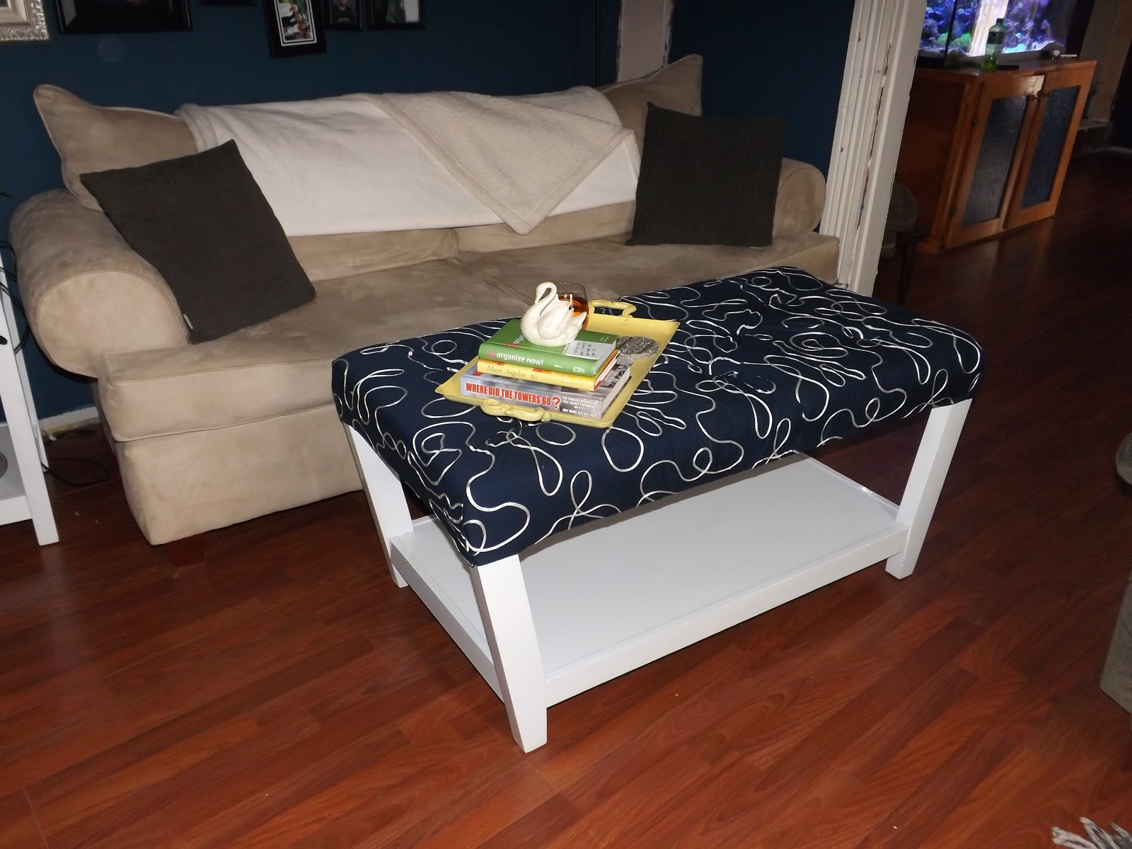 a coffee table into an ottoman 28 images how to turn your
