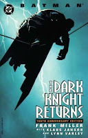 Noticia: The Dark Knight Returns será una película animada.