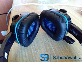 Review Headphone Gaming Laptop : Sades SA-901 Wolfgang