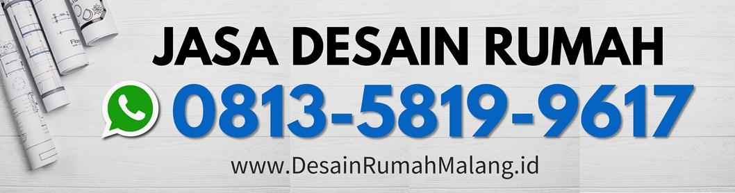 HP: 0813.5819.9617,Desain Rumah Malang,Rumah Bangunan Perumahan,Jasa Desain Arsitek Rumah di Malang,