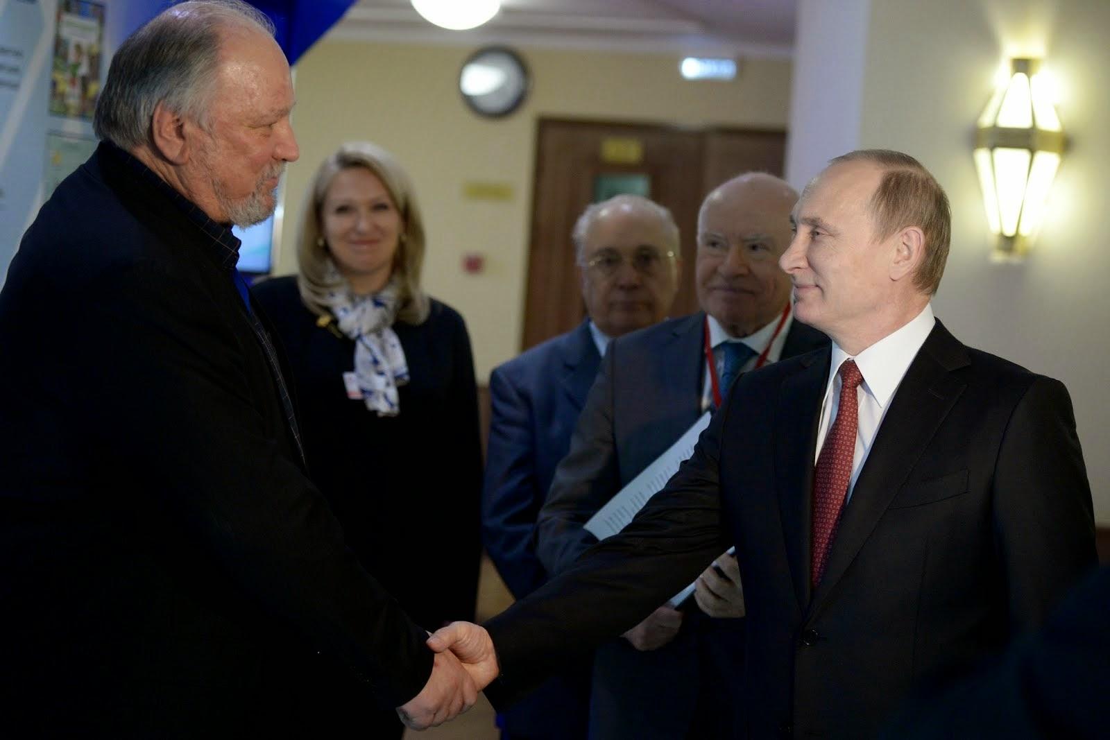 Проект Православной школы был представлен Президенту России