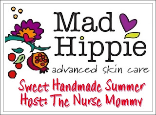 Mad Hippie Natural Skin Care, The Nurse Mommy Giveaway Ends 8/2