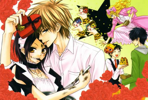 Kaichou wa Maid-sama [26/26] [Mp4] [Sub Espaol] [73 Mb] [DF]