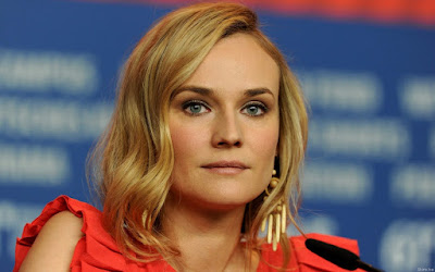 German Actress Diane Kruger Wallpaper