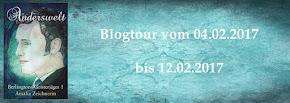 "Blogtour - ""Berlingtons Geisterjäger - Anderswelt"" - 04.02. - 12.02.2017"