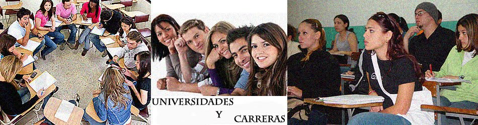 Universidades y Carreras