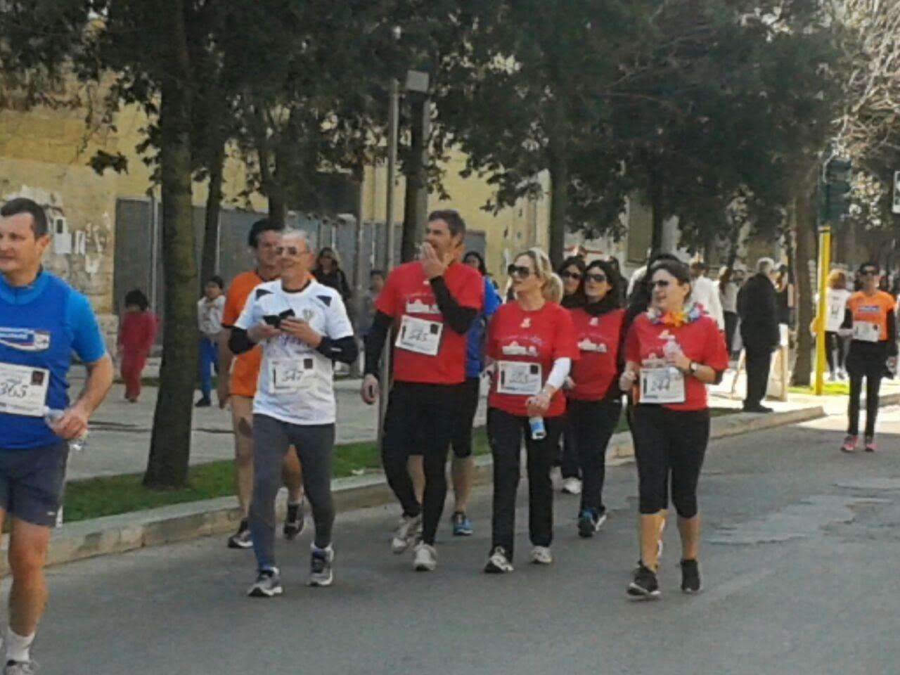 Corri e Cammina a Lecce