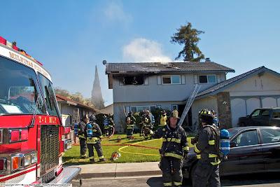 Fire Associates Of Santa Clara Valley 2 Alarm Response