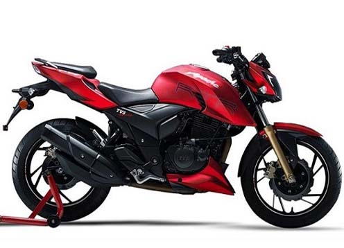 TVS Apache RTR 200 4V Mileage Review