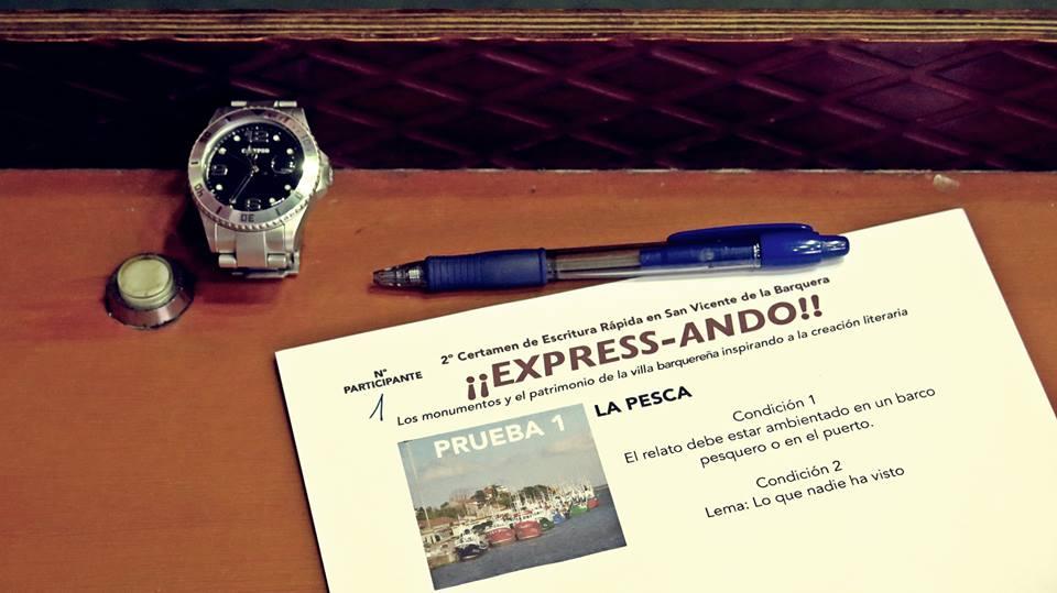 """""""Amelia"""": relato ganador de Express-ando 2017"""