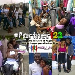 Join the #PARTNER123 NETWORK - Support People with Disabilities