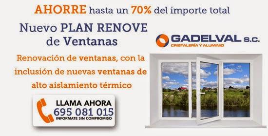 Plan Renove de Ventanas del Programa de Impulso a la Construcción Sostenible en Andalucía
