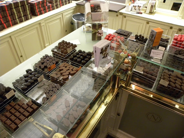 Neuhaus Chocolate Pralines Brussels