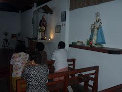 La Pequeña Iglesia en Tortugas.