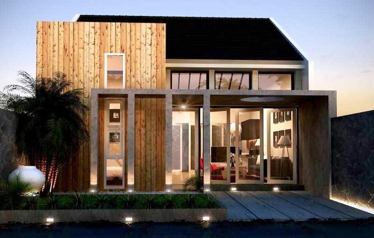 Rumah Minimalis 2 Lantai Atap Limas Rumah 2 Lantai Atap Limas