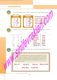 6.Sinif  Turkce Doku Yayinlari Ogrenci Calisma Kitabi Sayfa 42
