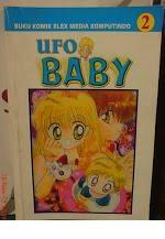 Komik Ufo Bay Bekas