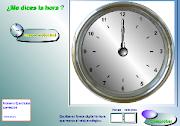 ¿Me dices la hora?