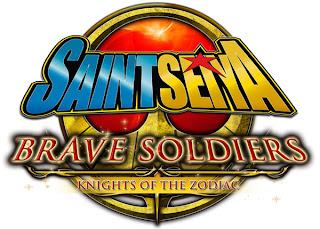 saint seiya brave soldiers knights of the zodiac logo Saint Seiya: Brave Soldiers   Knights of the Zodiac (PS3)   Logo, Fact Sheet Image, & Trailer