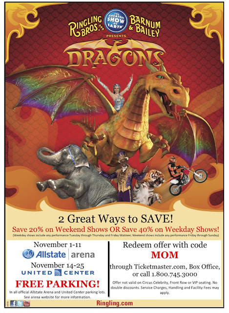 Chiil mama ringling dragons circus photo filled adventure use the code mom for week day ticket discounts and go already before the circus leaves town parking is free highly recommended fandeluxe Images