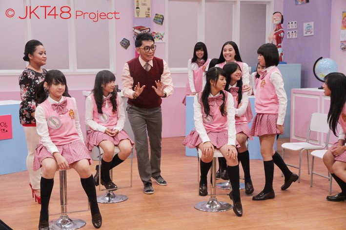 Foto-foto JKT48 School episode 6