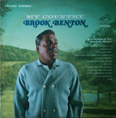 Brooke Benton - Funny How Time Slips Away