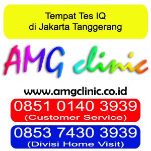 Tempat Tes IQ di Jakarta Tangerang