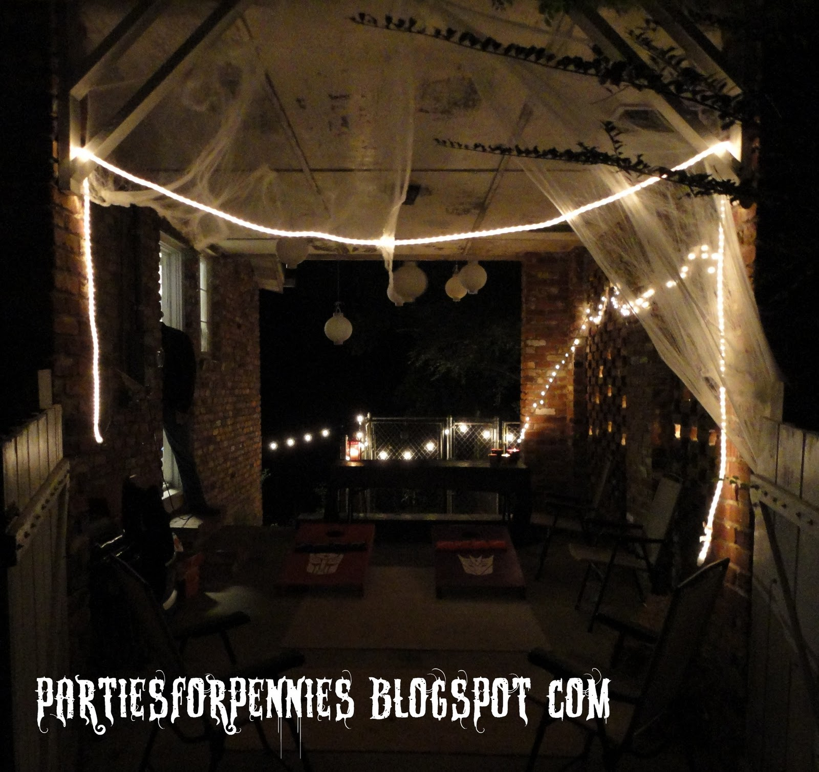 Parties For Pennies: A Tale of Halloweens Past