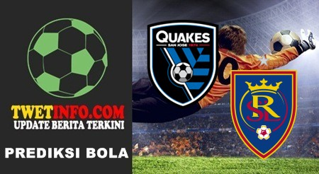 Prediksi Earthquakes vs Real Salt Lake