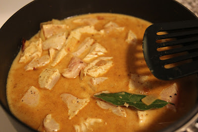 Gluten Free Curry Chicken