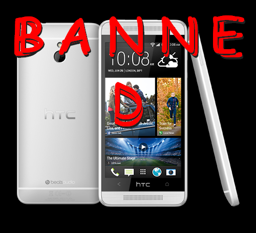 HTC gets a face palm, HTC One Mini banned in United Kingdom from 6th December after losing court case on Patents to Nokia