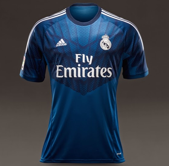 adidas Real Madrid 14-15 Home GK Shirt - OnixWhite