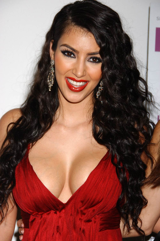 Kim Kardashian Haircut 04