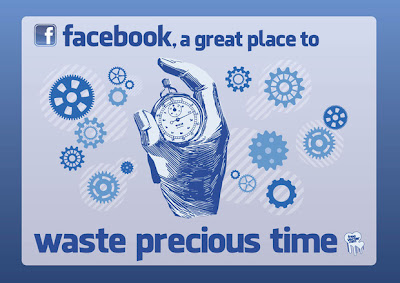 Facebook, une perte de temps ?
