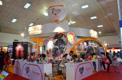 Matta Fair Taiwan Tourism Malaysia