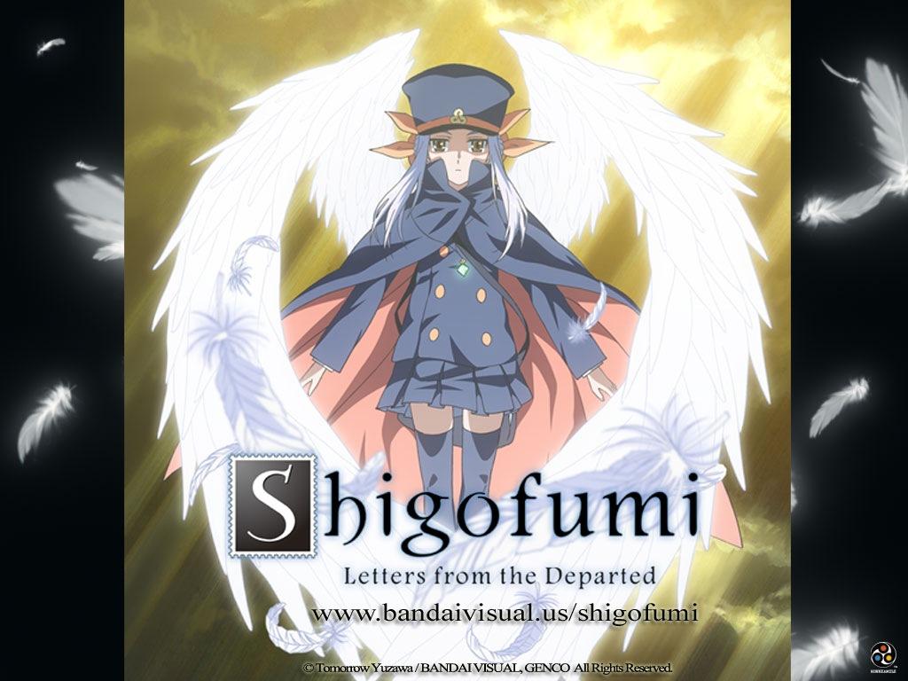 Shigofumi 12/12 + Ova [Sub Español] [DVD] [Mega]