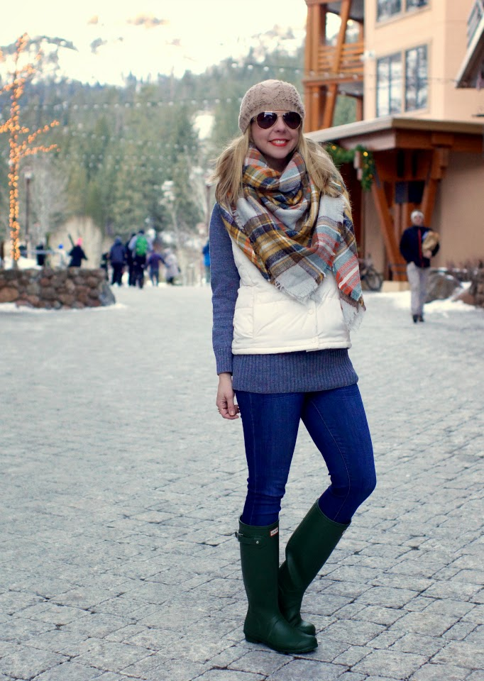 Winter oufit idea for the snow