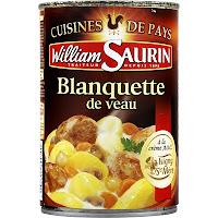 Blanquette de Veau - William Saurin