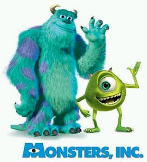 Monsters Inc, Imagenes, Dibujos, parte 3