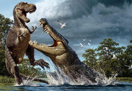 Monster-monster Prasejarah Yang Mungkin Belum Anda Ketahui