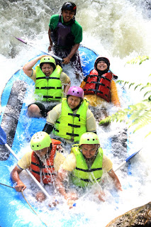 Arung Jeram / Rafting Palayangan