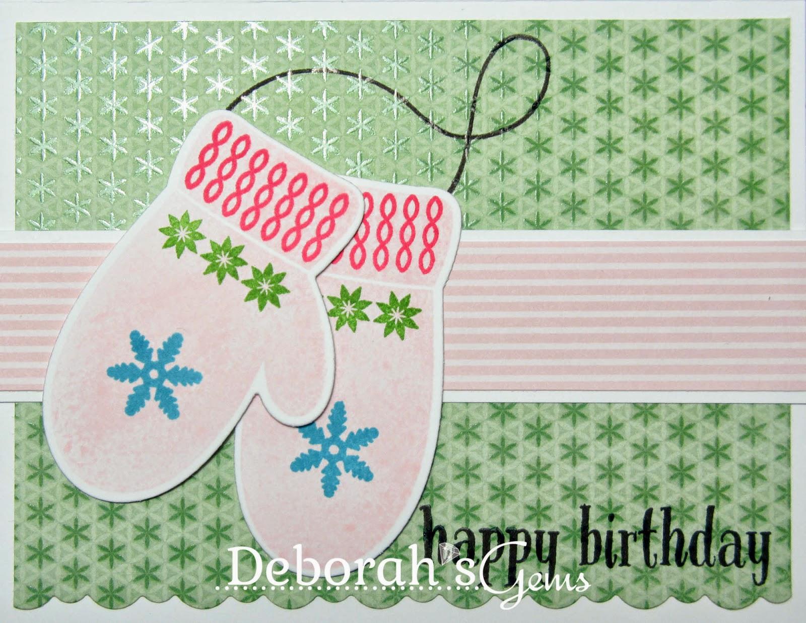 Winter Birthday - photo by Deborah Frings - Deborah's Gems